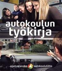 Autokoulun työkirja