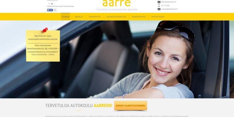 Autokoulu Aarre Oy