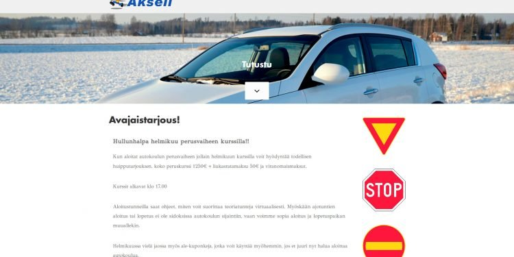 Autokoulu Akseli Oy