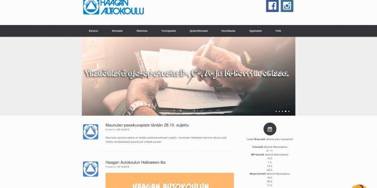 Haagan Autokoulu Oy