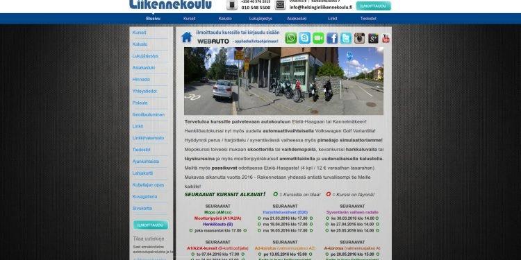 Helsingin Liikennekoulu Oy